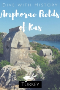 Kas diving - Dive into History - Scuba diving Turkey