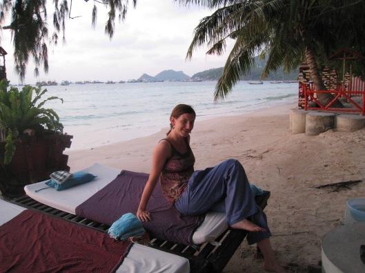 Thai Massage Sairee Beach Koh Tao Thailand
