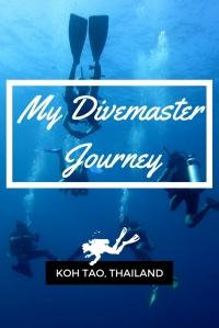 My Divemaster Journey Koh Tao Thailand