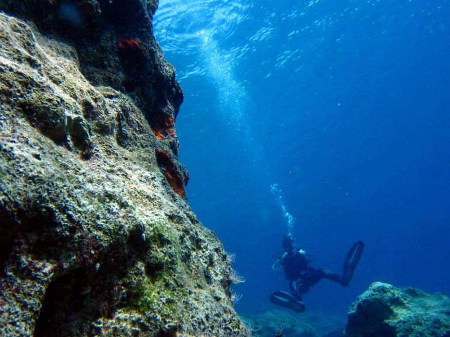 diver Kas Turkey