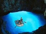Blue hole Croatia Modra Splitja