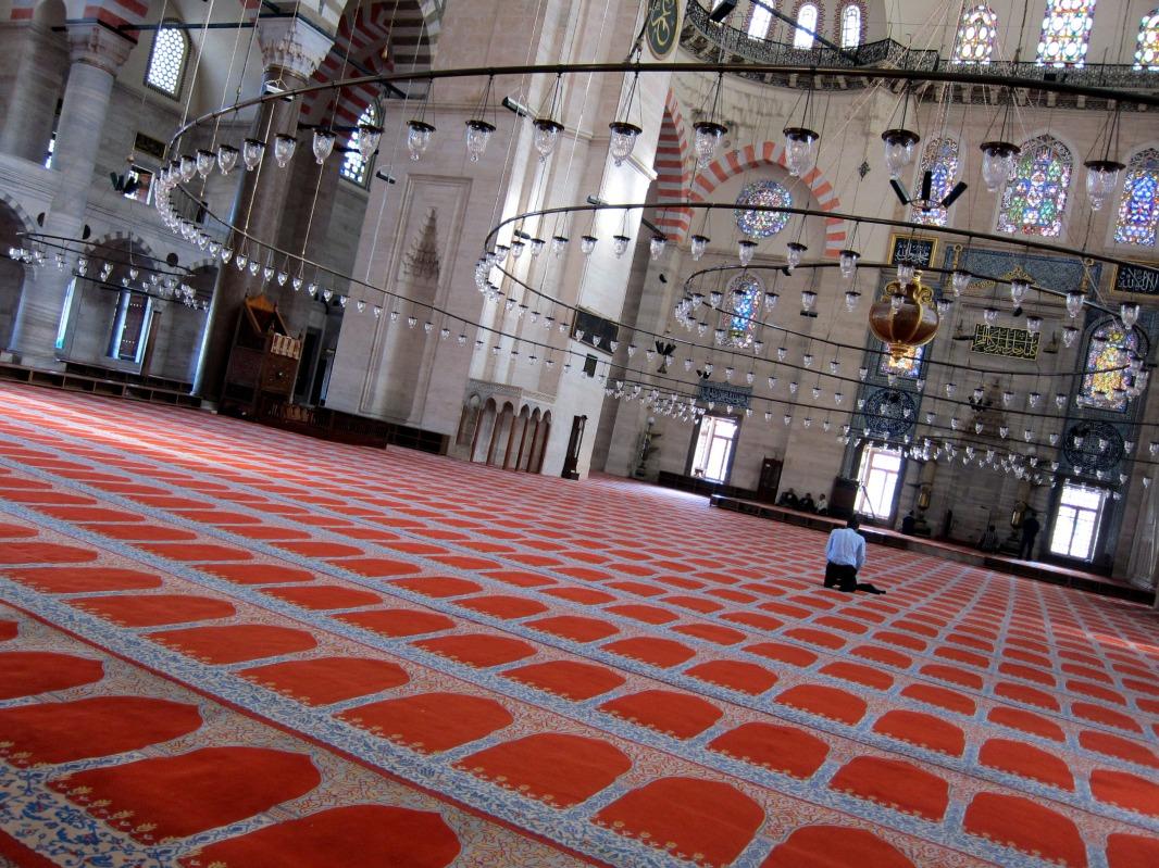 solimanye mosque