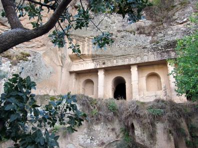 cave church Cappadocia