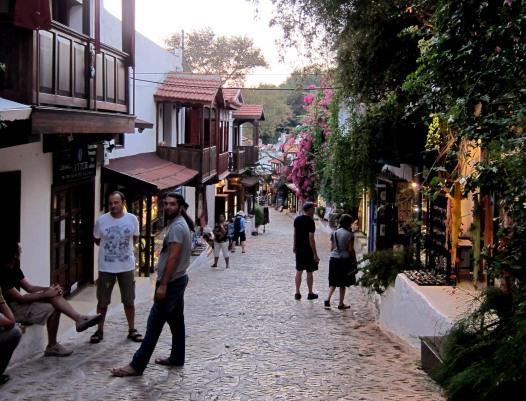 street of Kas