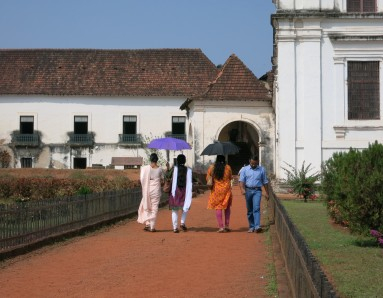 cathedral old goa