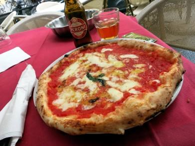 real napolitean pizza