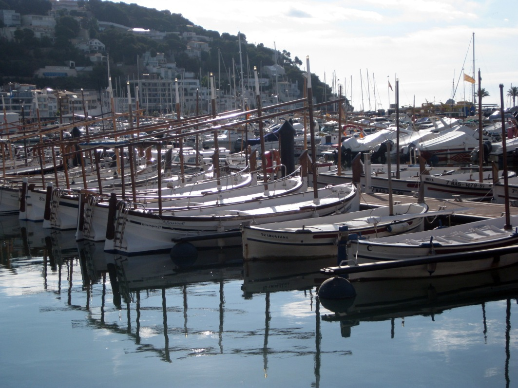 l'Estartit port