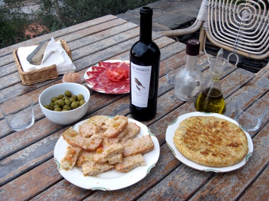 Home made tapas Cadaques