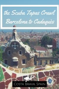 The Scuba tapas crawl Barcelona to Cadquès costa Brava Spain