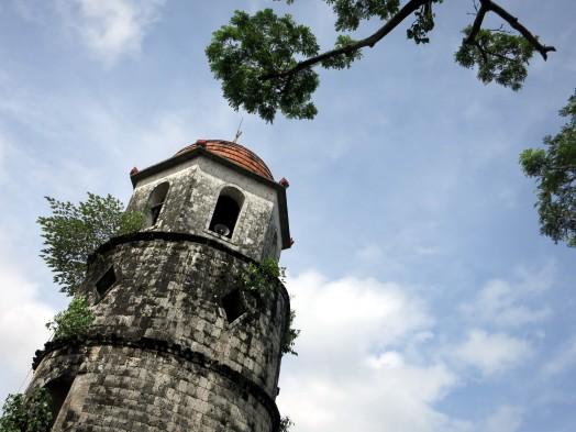 Belfry bell tower Dumaguete Negros Philippines