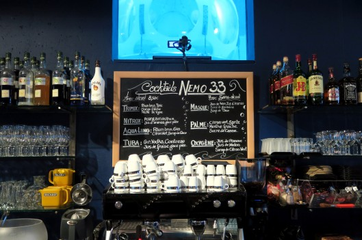 Nemo 33 restaurant