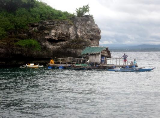 Pescador island Moalboal Cebu Philippines