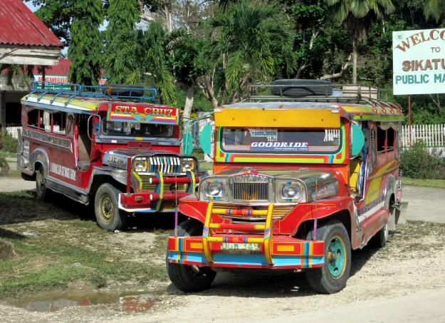 Jeepney Bohol Philippines