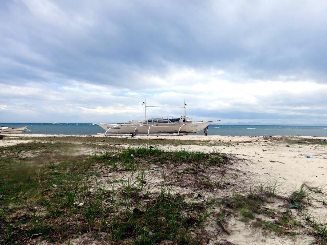 Boat Malapascua Philippines