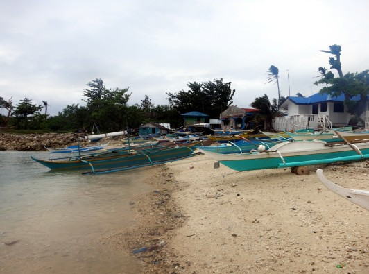 Village Malapascua Philippines