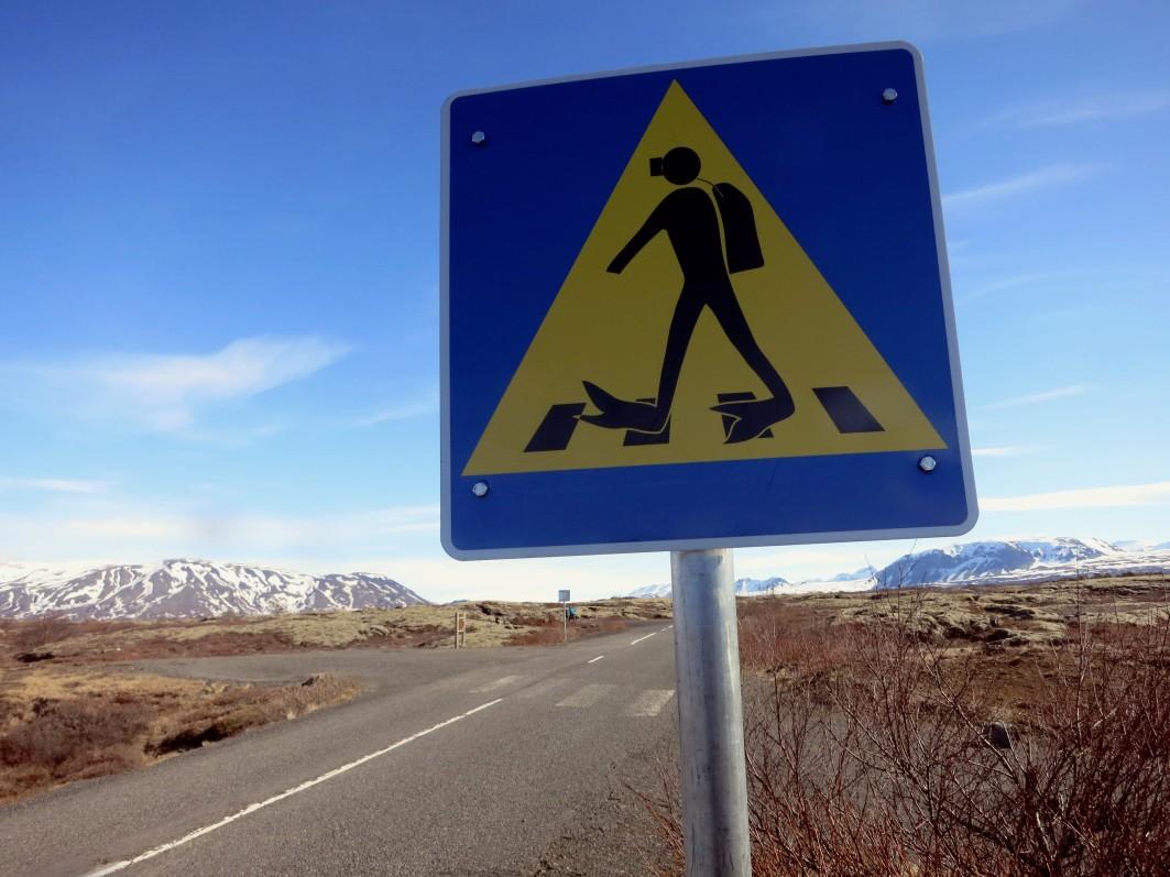 scuba diving silfra Iceland