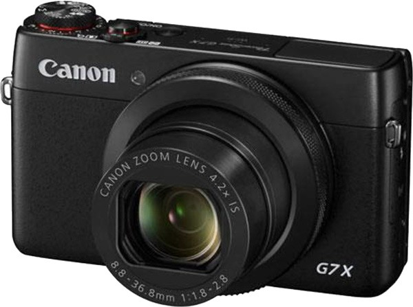 How to take pictures underwater with the Canaon G7X compact camera