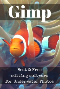 Best free editing software underwater photos
