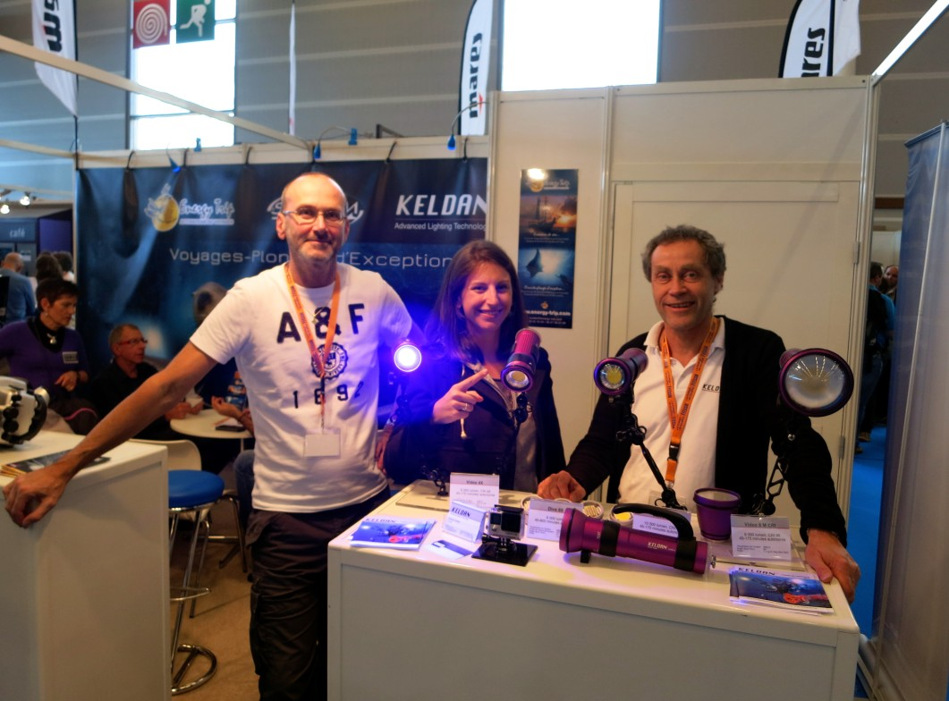 Paris International Dive Show 2015
