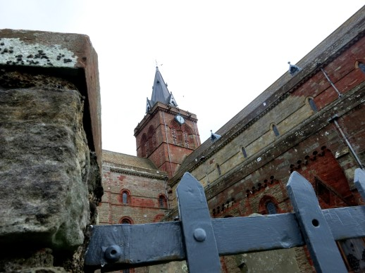 St Magnus Cathedral Kirkwall Orkney Scotland