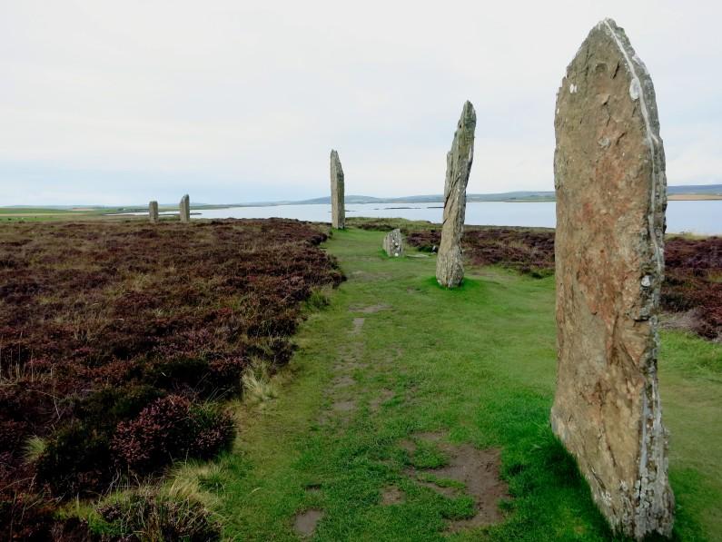Ring of Brogar Orkney Scotland