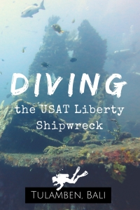 Diving the USAT Liberty Shipwreck Tulamben Bali Indonesia