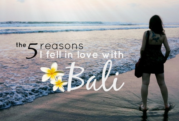 Fall in love with Bali
