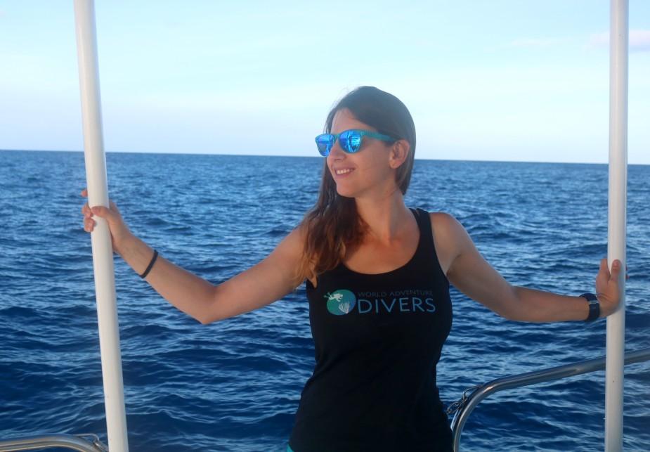 World Adventure Divers tshirts