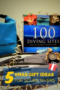 5 Christmas gift ideas for scuba divers