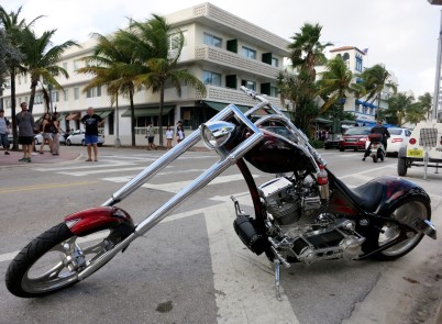 Art Deco District Miami Beach Florida