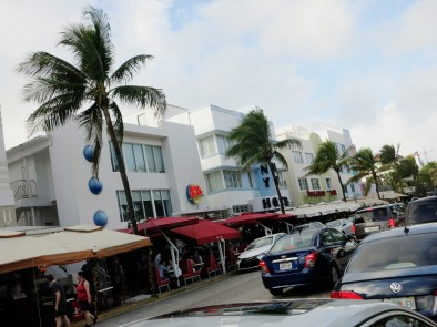 Art Deco District Miami Beach Florida