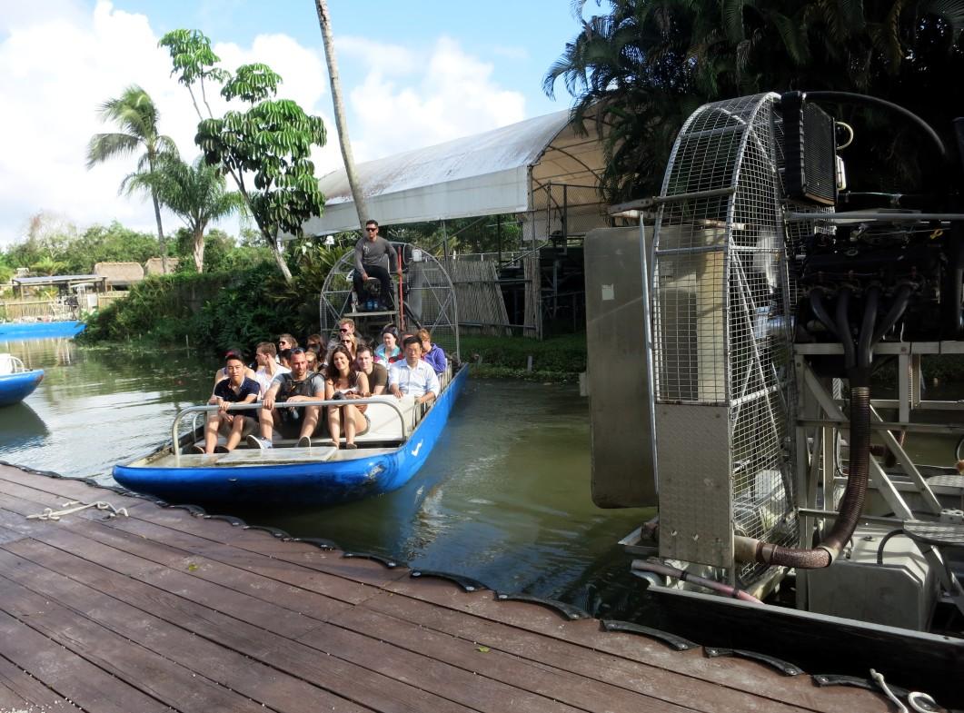 Alligator Farm Everglades Florida