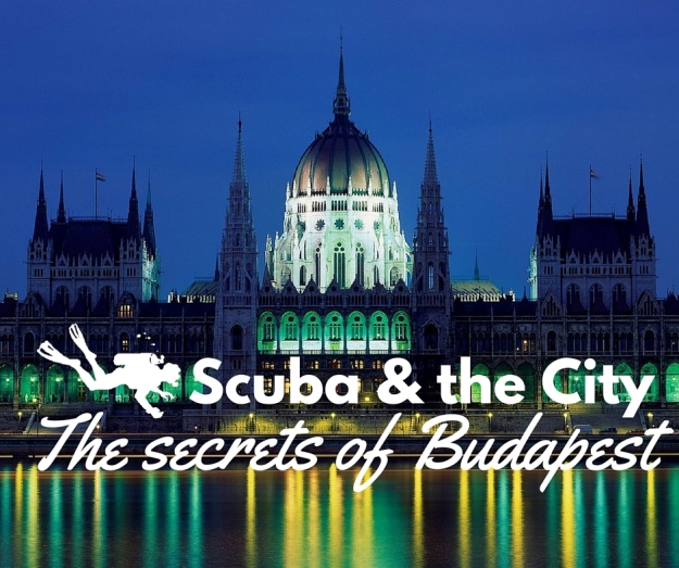 Scuba and the City Budapest
