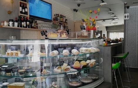 Aquatica Café St Paul's Bay Malta