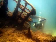 HMS Maori Valletta wreck diving specialty Malta