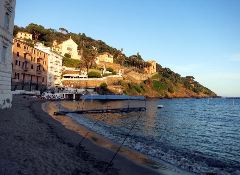 Bay of Silence Sestri-Levante Liguria Italy