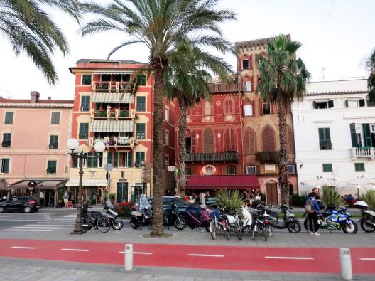 Sestri-Levante Liguria Italy
