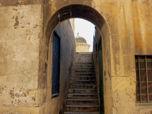 St Barbara Bastion Valetta Malta