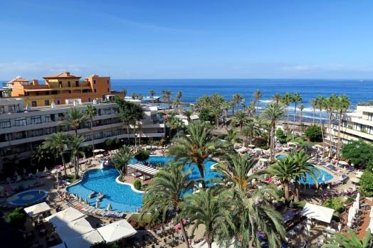 Hotel H10 Conquistador Playas de las Americas Tenerife Canary Islands
