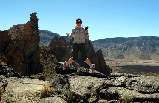 Teide National Park Tenerife Canary Islands