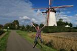 Dreischor Windmill Zeeland Netherlands