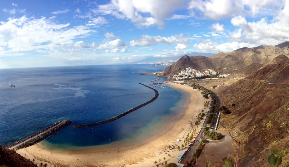 Playa de las Teresitas Tenerife Canary Islands