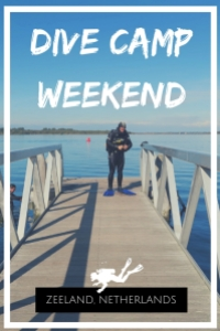 Dive Camp weekend Zeeland