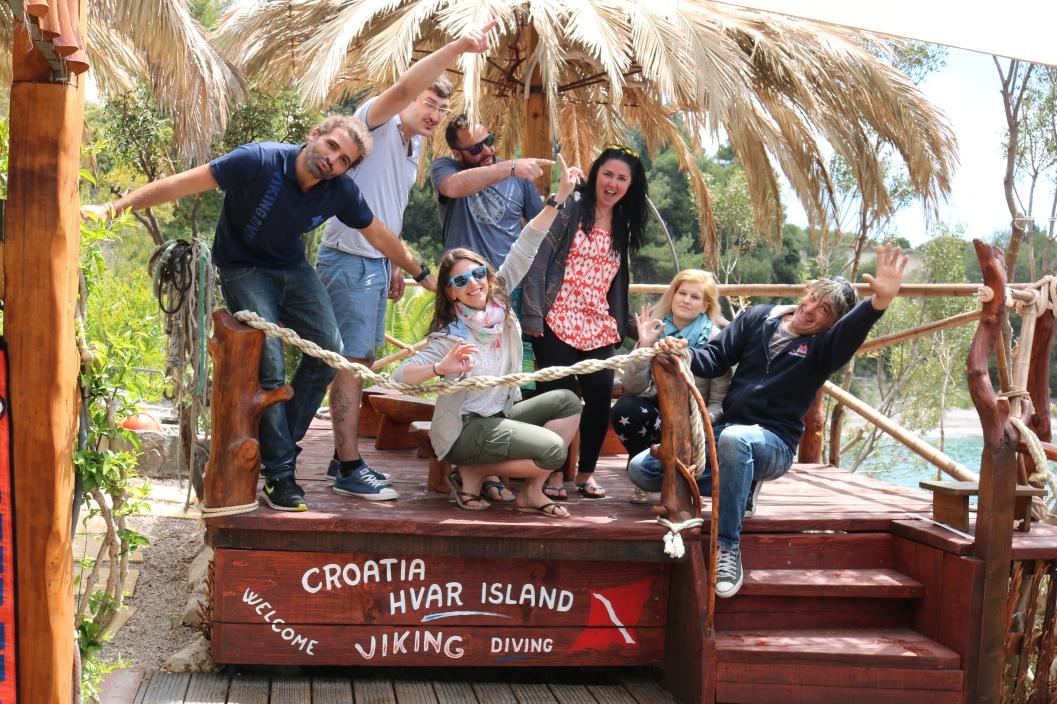Viking Dive Centre Hvar Croatia