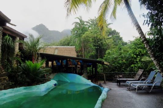 Omega Eco Lodge La Ceiba Pico Bonito National Park Honduras