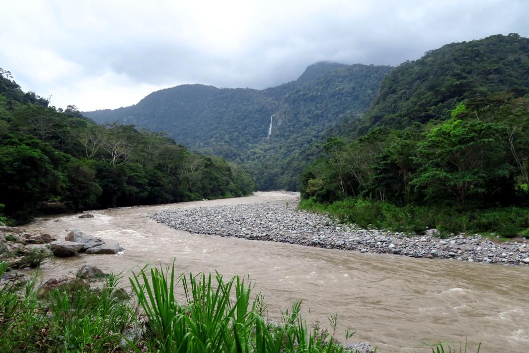 Rio Cangrejal Pico Bonito National Park Honduras