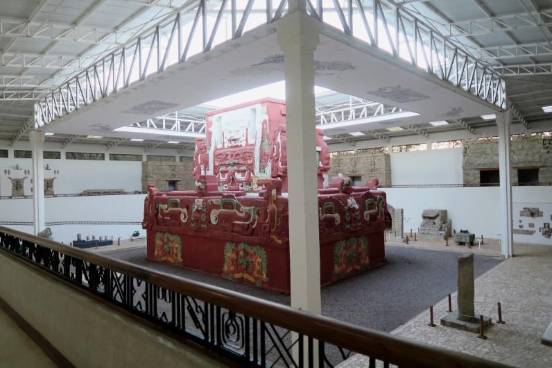 Museum Copan Ruinas Mayan Archeological Site Honduras