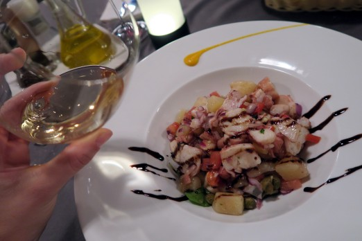 Traditional restaurant Split Croatia