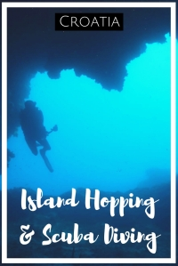 Island Hopping Scuba Diving in Croatia