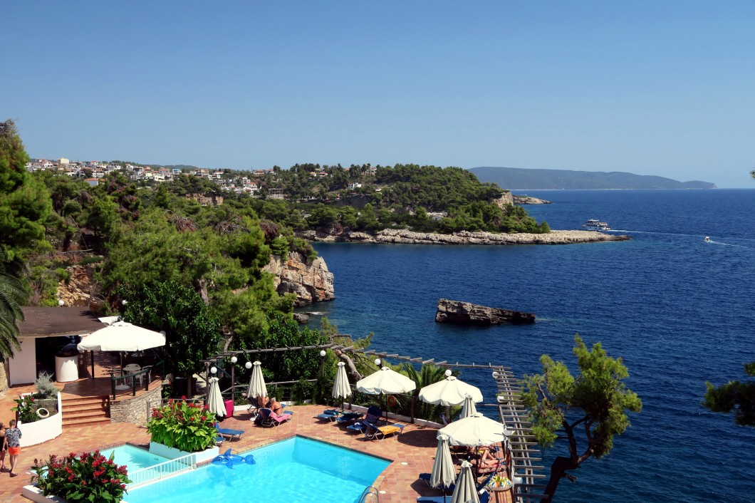 Paradise Hotel Alonissos Greece
